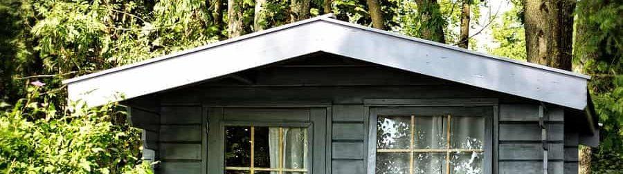 Gartenhaus Solar